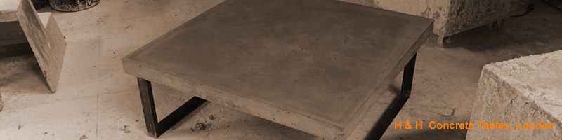 Concrete Coffee Table UK