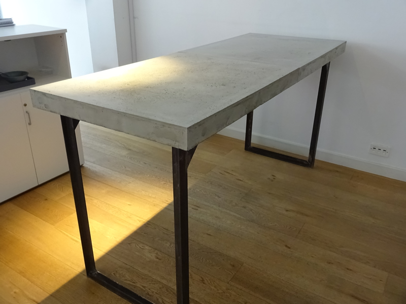 Concrete Breakfast Bar UK
