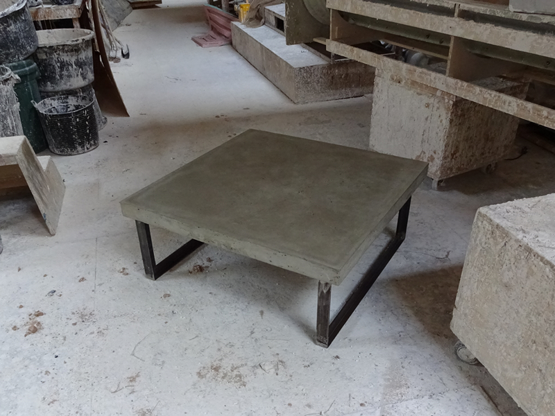 Square Concrete Coffee Table UK